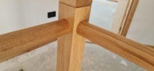 Handrail joint